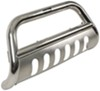 """Westin E-Series Bull Bar with Skid Plate - 3"""" Tubing - Polished Stainless Steel Silver 31-5320"""