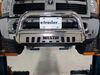 31-5550 - Silver Westin Grille Guards on 2012 Ram 2500