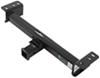 curt front hitch custom fit mount trailer receiver - 2 inch