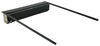 Pace Edwards Bedlocker Retractable Hard Tonneau Cover - Electric - Aluminum - Black Requires Tools for Removal 311-BLF6985
