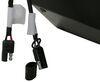 Pace Edwards Bedlocker Retractable Hard Tonneau Cover - Electric - Aluminum - Black Opens at Tailgate 311-BLC5569