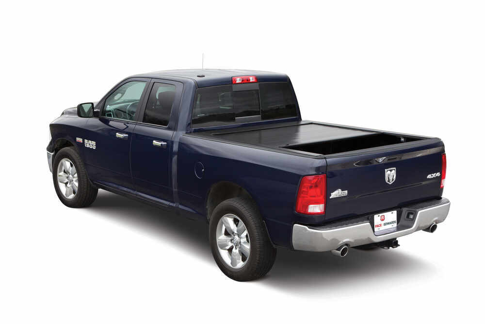 Tonneau Covers 311-JRD7833 - Opens at Tailgate - Pace Edwards