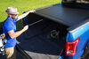Pace Edwards JackRabbit Retractable Hard Tonneau Cover - Aluminum and Vinyl - Black Hard Tonneau 311-JRFA19A45