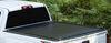 Pace Edwards UltraGroove Retractable Hard Tonneau Cover - Aluminum and Vinyl - Matte Black Low Profile 311-KRFA30A61