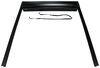 Pace Edwards Switchblade Metal Retractable Hard Tonneau Cover - Aluminum - Black Aluminum 311-SMC95A17
