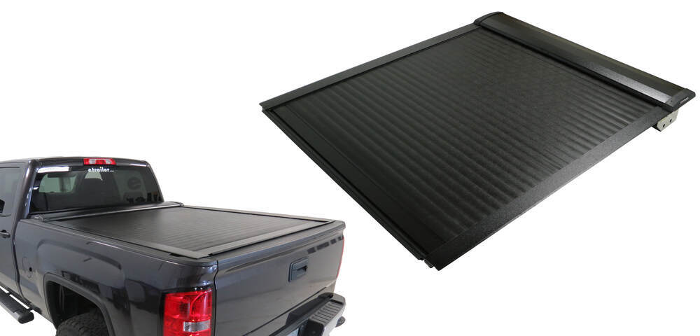 Tonneau Covers 311-SWTA10A38 - Aluminum and Vinyl - Pace Edwards
