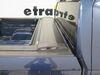 Pace Edwards Switchblade Retractable Hard Tonneau Cover - Aluminum and Vinyl - Black Flush Profile - Inside Bed Rails 311-SWCA27A58 on 2019 GMC Sierra