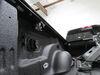 311-SWD7936 - Gloss Black Pace Edwards Retractable Tonneau on 2019 Ram 3500