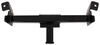 curt front receiver hitch custom fit mount trailer - 2 inch