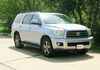 Front Receiver Hitch 31198 - 9000 lbs Line Pull - Curt on 2014 Toyota Sequoia