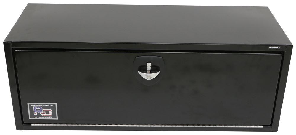 Underbody Tool Box 313-ZM81818-G - Black - RC Manufacturing