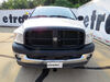 Curt Front Receiver Hitch - 31320 on 2007 Dodge Ram Pickup