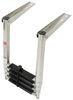 315-DMX4 - Telescoping Jif Marine Transom Ladder