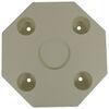 315-DSI-KF - Off-White Jif Marine Pedestal Table