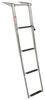 315-EQB4 - Stainless Steel Jif Marine Transom Ladder