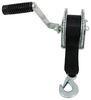 Jif Marine Ratcheting Hand Crank Trailer Winch - 315-W2000D