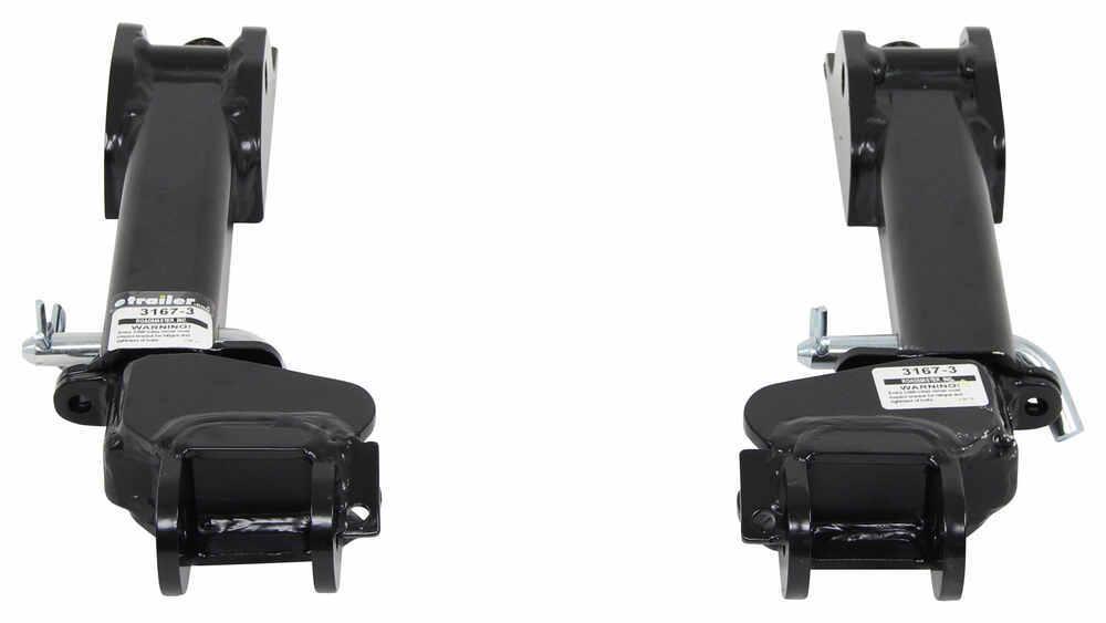 3167-3 - Hitch Pin Attachment Roadmaster Base Plates
