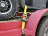 0  ratchet straps progrip trailer truck bed grab hooks tie-down strap - chain leads and 2 inch x 27' 3 333 lbs