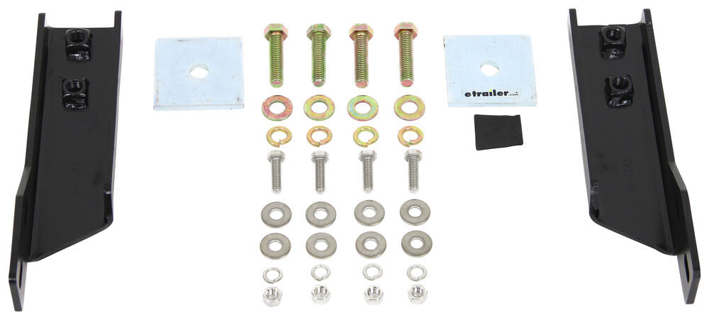 Westin Installation Kit Accessories and Parts - 32-124PK