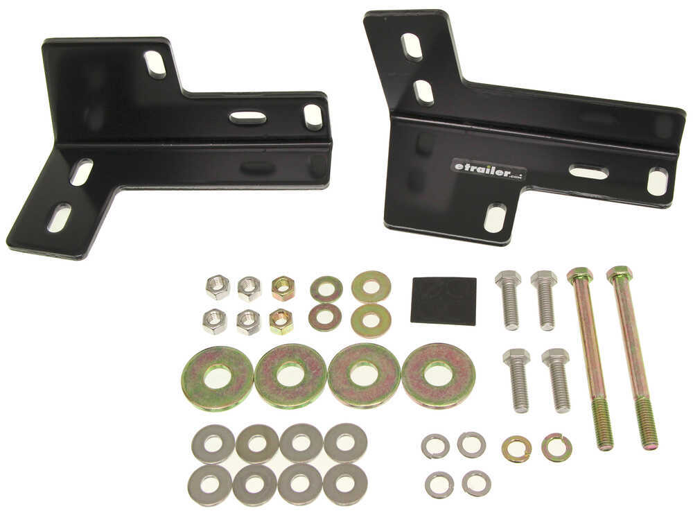 Westin Installation Kit Accessories and Parts - 32-160PK