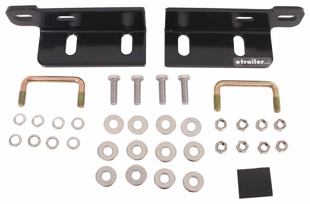 Accessories and Parts 32-240PK - Installation Kit - Westin
