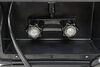 Exterior RV Shower Box - Black Shower Boxes 324-000060