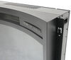 Greystone Reverse Curved Front RV Fireplaces - 324-000070