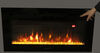 Greystone Flat Front RV Fireplaces - 324-000080