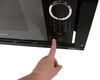 RV Microwaves 324-000105 - 23-3/8W x 15T x 14-1/4D Inch - Greystone