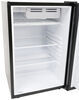 Everchill RV Mini Refrigerator - 4.5 Cu Ft - 115V - Black 120V 324-000109