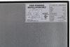 Everchill RV Mini Refrigerator - 4.5 Cu Ft - 115V - Black 20-3/8W x 21D x 30-7/8T Inch 324-000109