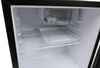 Everchill RV Mini Refrigerator w/ Freezer- 1.6 Cu Ft - 115V - Black 120V 324-000110