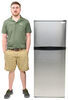 324-000119 - Stainless Steel Everchill Full Fridge with Freezer