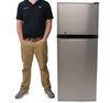 RV Refrigerators 324-000119 - 10 Cubic Feet - Everchill