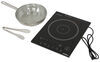 greystone rv stoves and cooktops induction cooktop single burner 324-000126