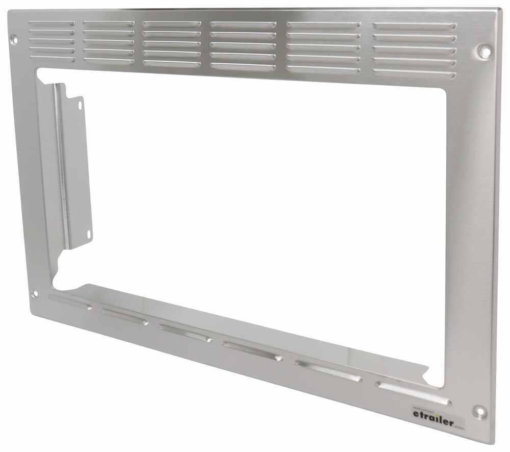 324-000153 - Stainless Steel Way Interglobal RV Microwaves