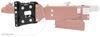 Gen-Y Hitch Adjustable Trailer Coupler,Lunette Ring - 325-GH-10002