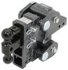 """Gen-Y Torsion 2-Ball Mount w/ Stacked Receivers - 2"""" Hitch - 5"""" Drop/Rise - 16K Two Balls 325-GH-1224"""