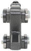 """Gen-Y Torsion 2-Ball Mount w/ Stacked Receivers - 2"""" Hitch - 5"""" Drop/Rise - 16K Stacked Receivers,Shock Absorbing 325-GH-1224"""