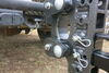 0  trailer hitch ball mount gen-y adjustable 16000 lbs gtw on a vehicle