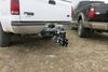 0  trailer hitch ball mount gen-y adjustable two balls on a vehicle