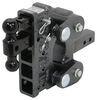 gen-y hitch trailer ball mount adjustable drop - 7-1/2 inch rise 2-1/2 325-gh-1225
