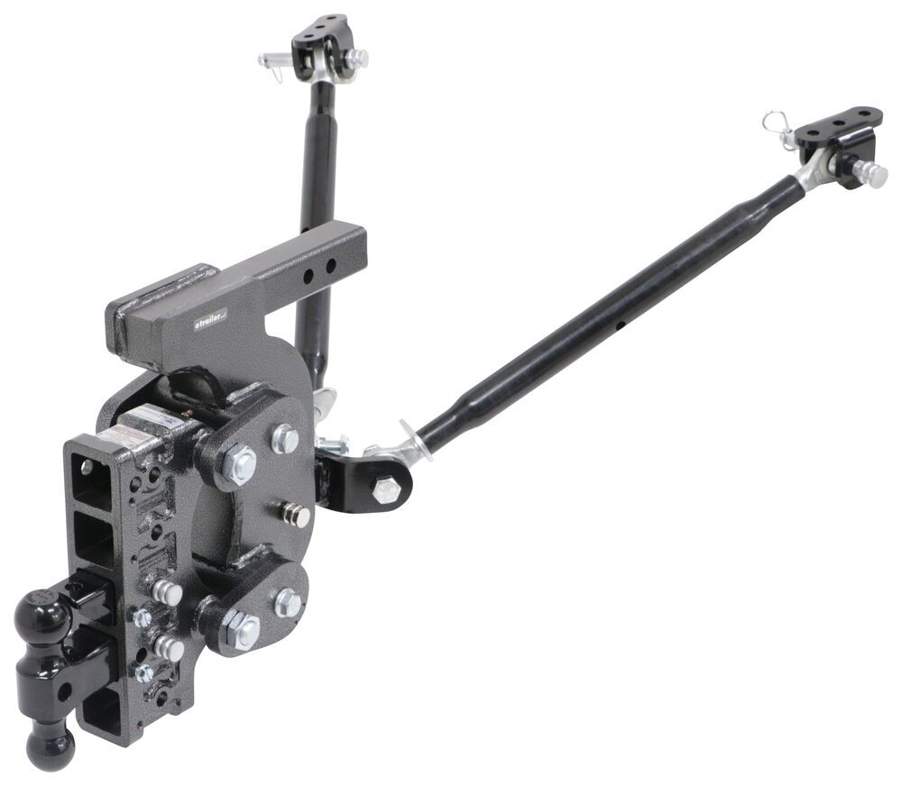325-GH-1425 - Drop - 15 Inch,Rise - 15 Inch Gen-Y Hitch Adjustable Ball Mount