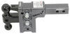 """Gen-Y Adjustable 2-Ball Mount w/ Stacked Receivers - 2"""" Hitch - 5"""" Drop/Rise - 10K Drop - 5 Inch,Rise - 5 Inch 325-GH-323"""