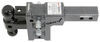 """Gen-Y Adjustable 2-Ball Mount w/ Stacked Receivers - 2"""" Hitch - 5"""" Drop/Rise - 10K Steel Ball 325-GH-323"""