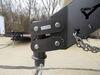 Gen-Y Hitch Shock Absorbing 5th Wheel to Gooseneck Adapter Pin Box - Lippert 1621, 1621 HD - 18K Adjustable Height 325-GH-8045
