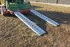 "Gen-Y Hitch Aluminum Loading Ramp Set - 84"" Long x 14"" Wide - 6,000 lbs 84 Inch Long 325-GH-R84"