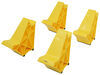 TrailerLegs Tire Saver Stands for Trailers w/ Leaf Spring Suspensions - Tandem Axle - 16K - Qty 4 326-TRLLG-4
