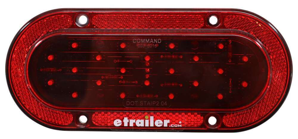 Command Electronics Trailer Lights - 328-003-6016