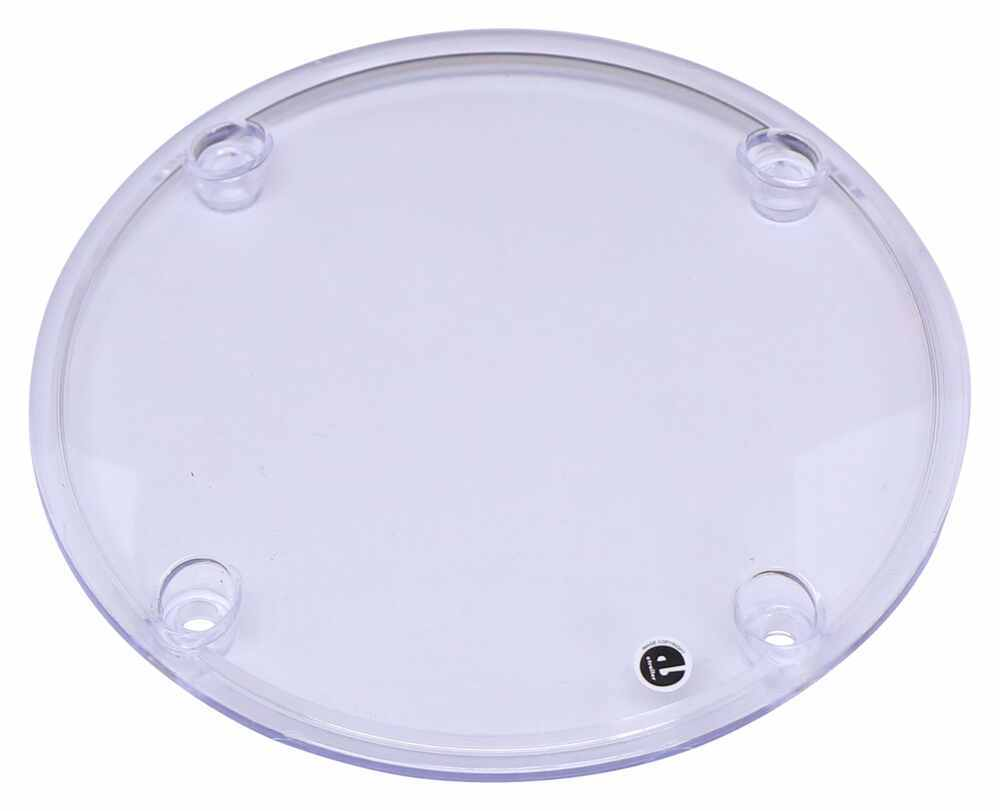 Replacement Clear Lens for Command Electronics LED Triple Tail Light Clear 328-89-231CL